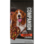 Companion Savory Beef & Chicken Flavor Kibbles Mix Dog Food