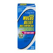 CareOne Children's Mucus Relief Multi-Symptom Cold