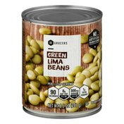 Southeastern Grocers Lima Beans Green