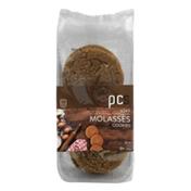 PICS Soft Molasses Cookies