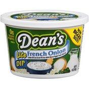 Dean's Lite French Onion Dip