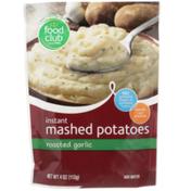 Food Club Roasted Garlic Instant Mashed Potatoes