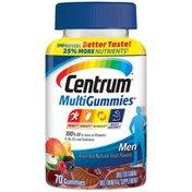 Centrum MultiGummies Men Multivitamin Multimineral Supplement