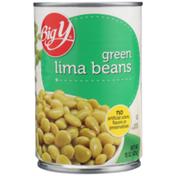 Big Y Green Lima Beans