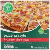Food Club Pizzeria Hawaiian Style Pizza