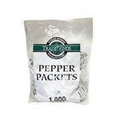 First Street Pepper Packets