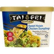 Tai Pei Dumplings, Sweet Hoisin Chicken, Container