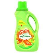 Gain Liquid Fabric Softener, Island Fresh