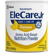 Elecare Hypoallergenic Banana Powder EleCare Jr Hypoallergenic Banana Toddler Formula Powder