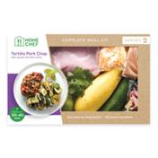 Home Chef Tortilla Pork Chop Meal Kit