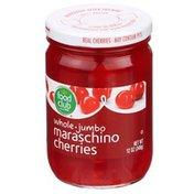 Food Club Maraschino Cherries