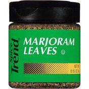 Spice Trend Marjoram Leaves