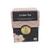 Buddha Teas Organic Herbs Bleach Free Linden Tea Bags