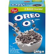 Post O's Cereal
