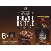 Brownie Brittle Brittle, Chocolate Chip