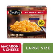 Stouffer's Large Size Macaroni & Cheese Frozen Meal