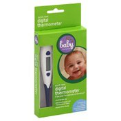 Baby Basics Digital Thermometer, Quick Read