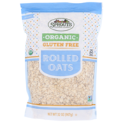 Sprouts Organic Gluten Free Rolled Oats