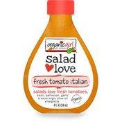 organicgirl Salad Love Fresh Tomato Italian
