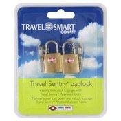 Travel Smart Padlock, Travel Sentry