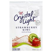 Crystal Light Drink Mix, Sugar Free, Strawberry Kiwi