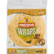 Mission Wraps Jalapeño Cheddar Tortillas