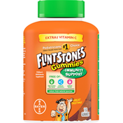 Flintstones Children's Gummies Plus Immunity Support