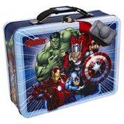 Tin Box Lunchbox, Marvel Avengers
