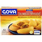 Goya Colombian Beef Mini Cocktail Empanadas