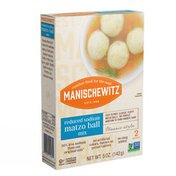 Manischewitz Matzo Ball Mix, Reduced sodium