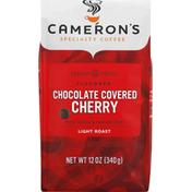 Camerons Coffee, Ground, Light Roast, Chocolate Covered Cherry