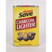 Always Save Charcoal Lighter Fluid