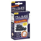Pill Glide Swallowing Spray, Grape