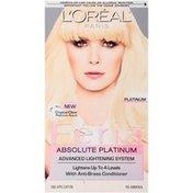 Feria Absolute Platinum Platinum Hair Color