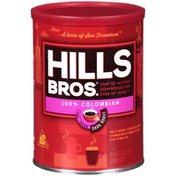 Hills Bros. 100% Colombian Dark Roast Ground Coffee