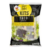 Ahold Chopped Salad Kits Taco Style