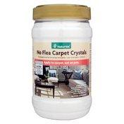 NaturVet No Flea Dog & Cat Carpet Crystals