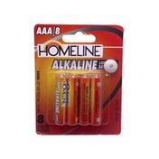 Homeline Aaa Alkaline Batteries