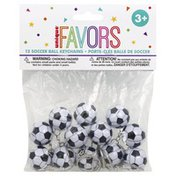 Unique Keychains, Soccer Ball