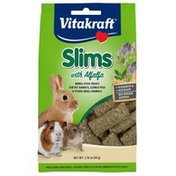 Vitakraft with Alfalfa Rabbit, Guinea Pig & Small Animal Nibble Stick Treat