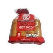 Rouses Hot Dog Buns