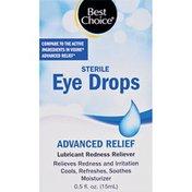 Best Choice Moisturizing Eye Drops
