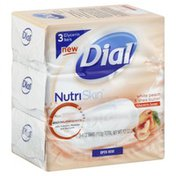 Dial Glycerin Soap, White Peach & Shea Butter