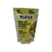 YoFiit Nutmeg With Adaptogens Granola