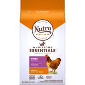 NUTRO Cat Food, Chicken & Brown Rice Recipe, Kitten (Up to 1 Year)