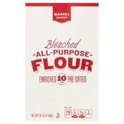 Market Pantry Flour, All-Purpose, Bleached