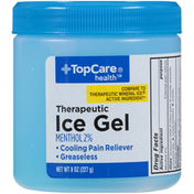 TopCare Therapeutic Ice Gel Menthol 2%