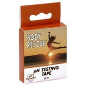 Body Rescue pH Testing Tape, Approximately 15 Feet
