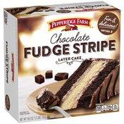 Pepperidge Farm®  Frozen Chocolate Fudge Stripe Layer Cake