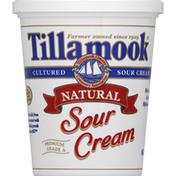 Tillamook Sour Cream, Natural